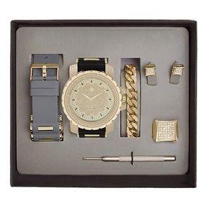 """""""Rollin"""" 7 Piece Jewelry Set"""